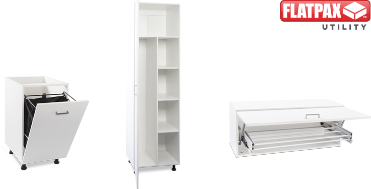 flatpax utility range  sc 1 th 160 & Flat Pack Storage Solutions | Flatpax