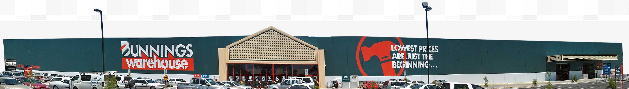 bunnings warehouse store